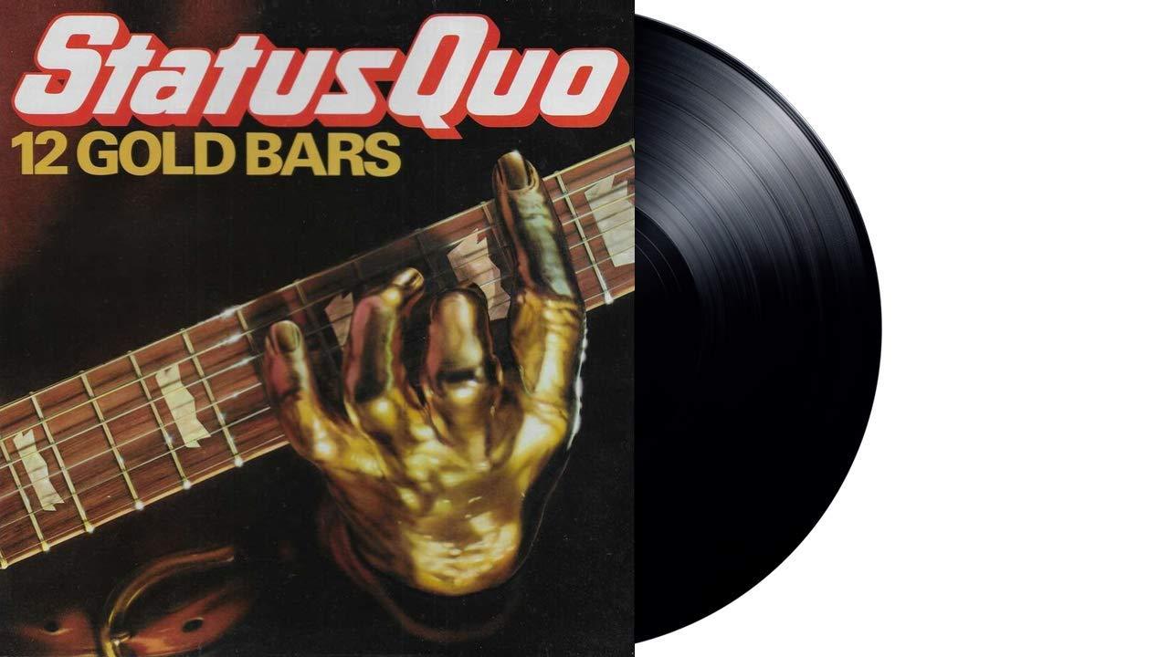 Status Quo Status Quo. 12 Gold Bars (LP) цена