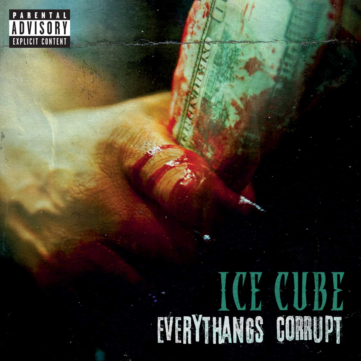 Ice Cube. Everythangs Corrupt (LP) silicone gun shaped ice cube tray mold random color