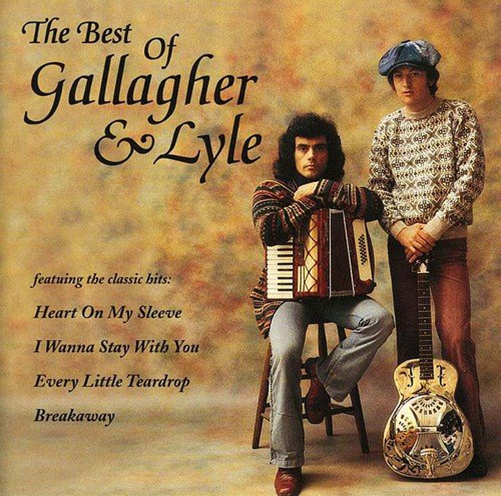 Gallagher And Lyle. The Best Of Gallagher & Lyle бейсболка lyle