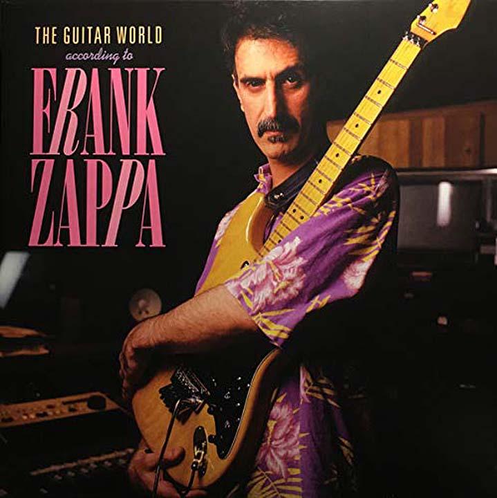 лучшая цена Frank Zappa. The Guitar World According (LP)