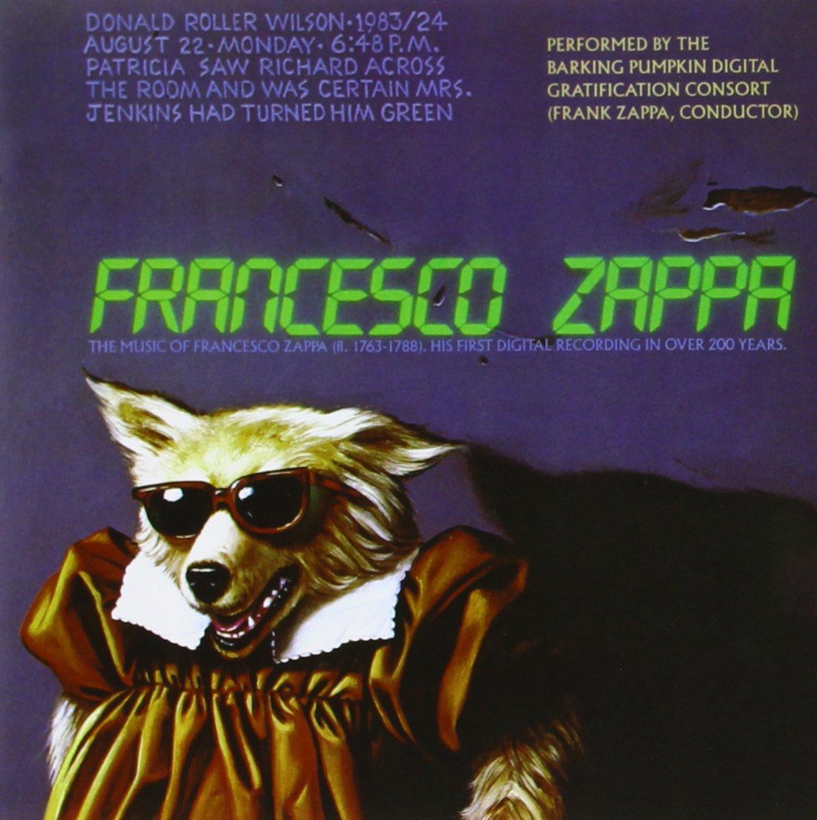 Фрэнк Заппа Frank Zappa. Francesco Zappa фрэнк заппа frank zappa the lost episodes