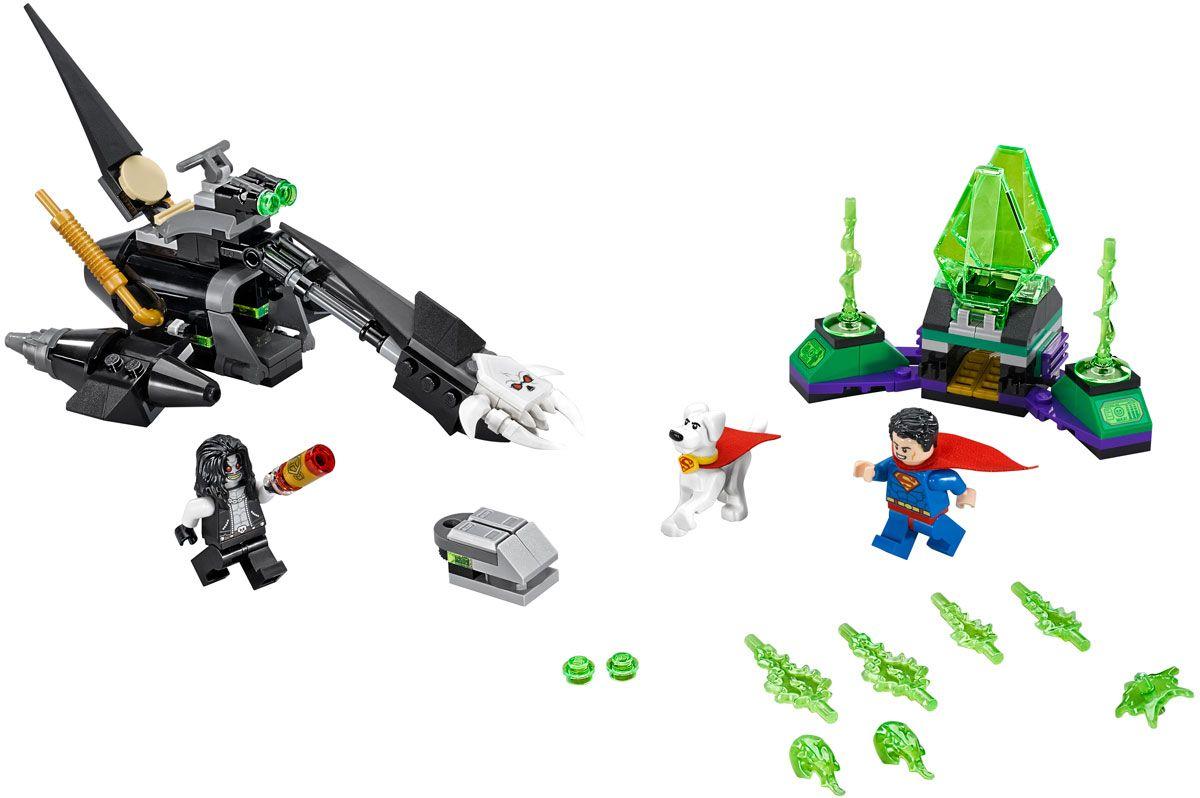 Пластиковый конструктор LEGO 76096