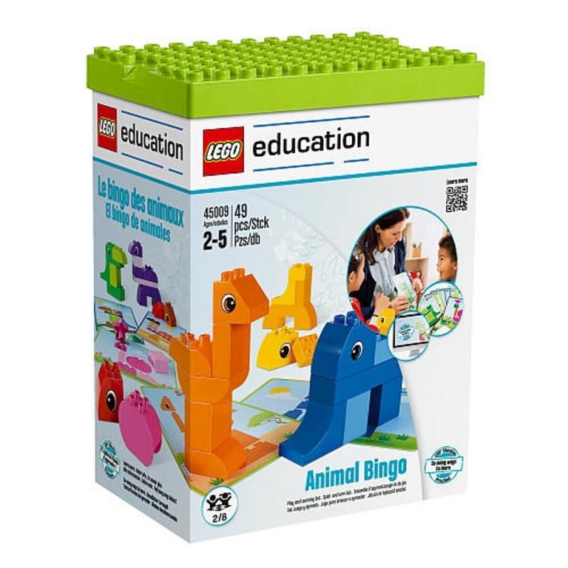 Пластиковый конструктор LEGO 45009