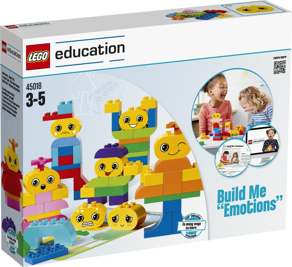 Пластиковый конструктор LEGO 45018