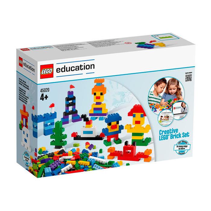 Пластиковый конструктор LEGO 45020