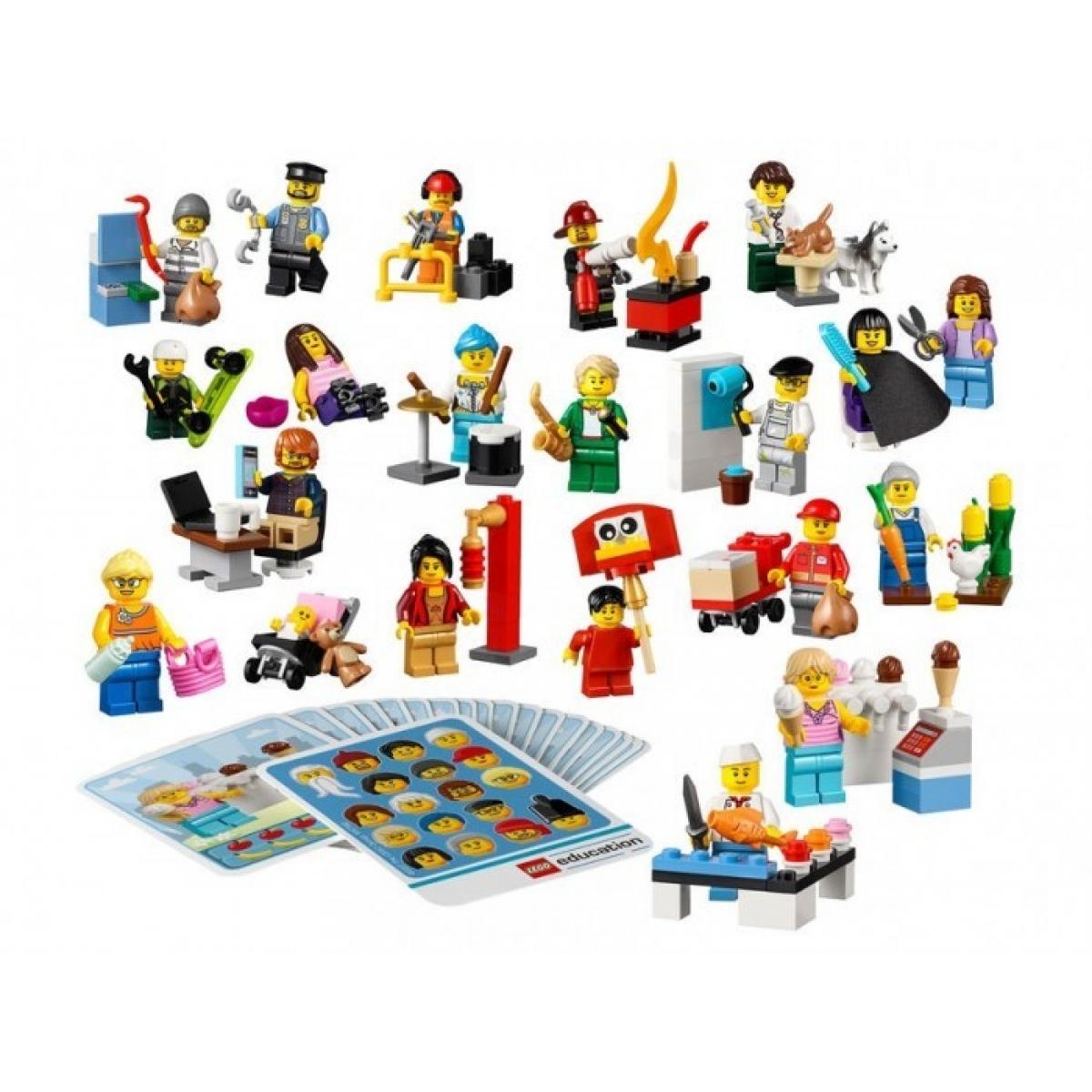 Пластиковый конструктор LEGO 45022