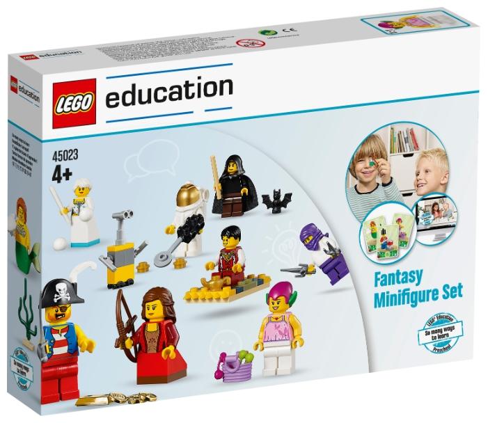 Пластиковый конструктор LEGO 45023