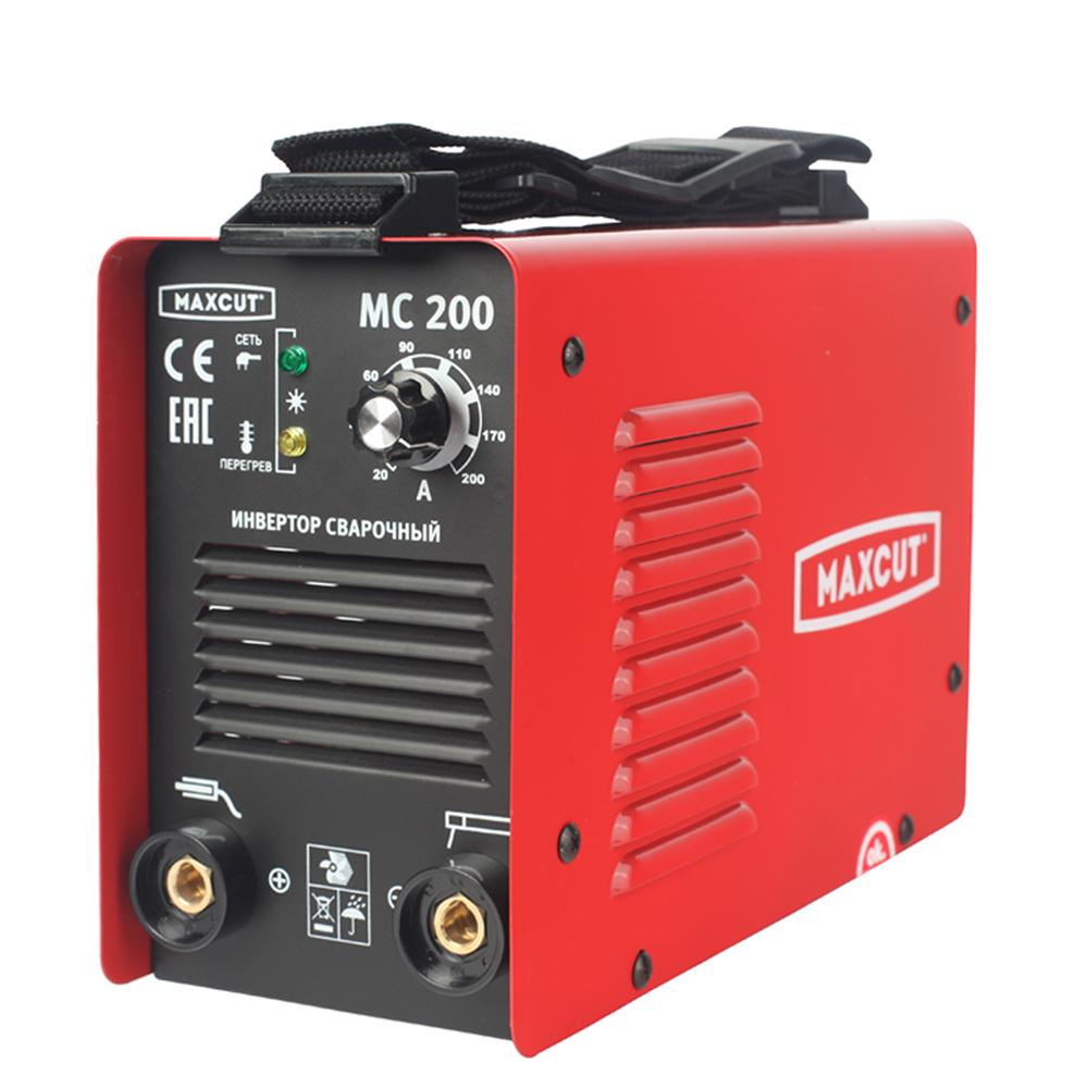Сварочный аппарат MAXCUT MC200
