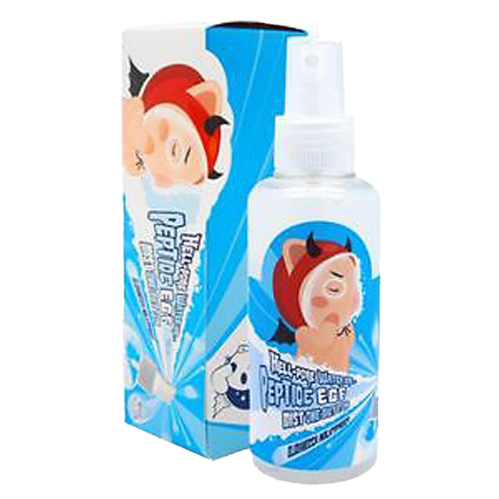 Флюид для лица Elizavecca Milky Piggy Hell-Pore Water Up Peptide EGF Mist elizavecca hell pore water up peptide egf mist