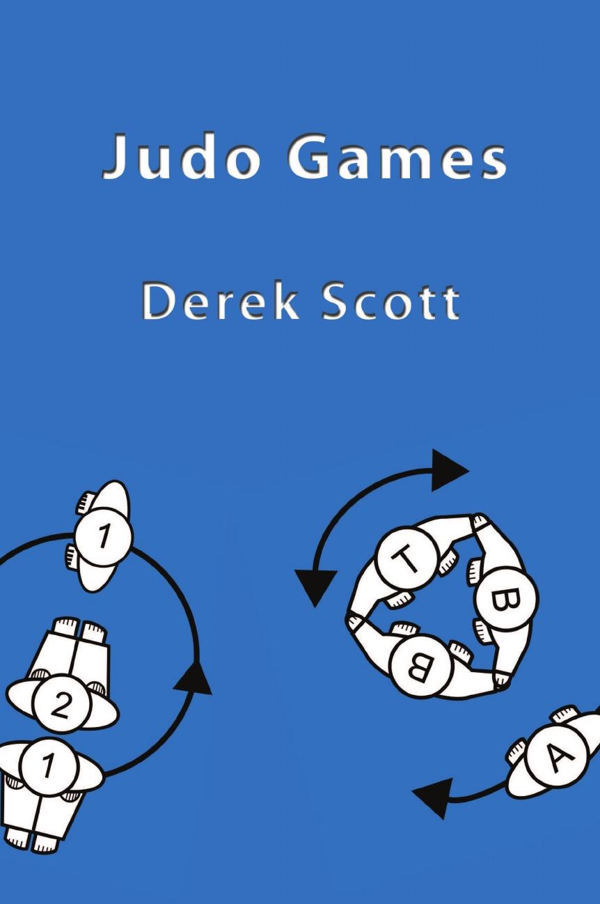 Derek Scott Judo Games games [a1] tombola illustrata