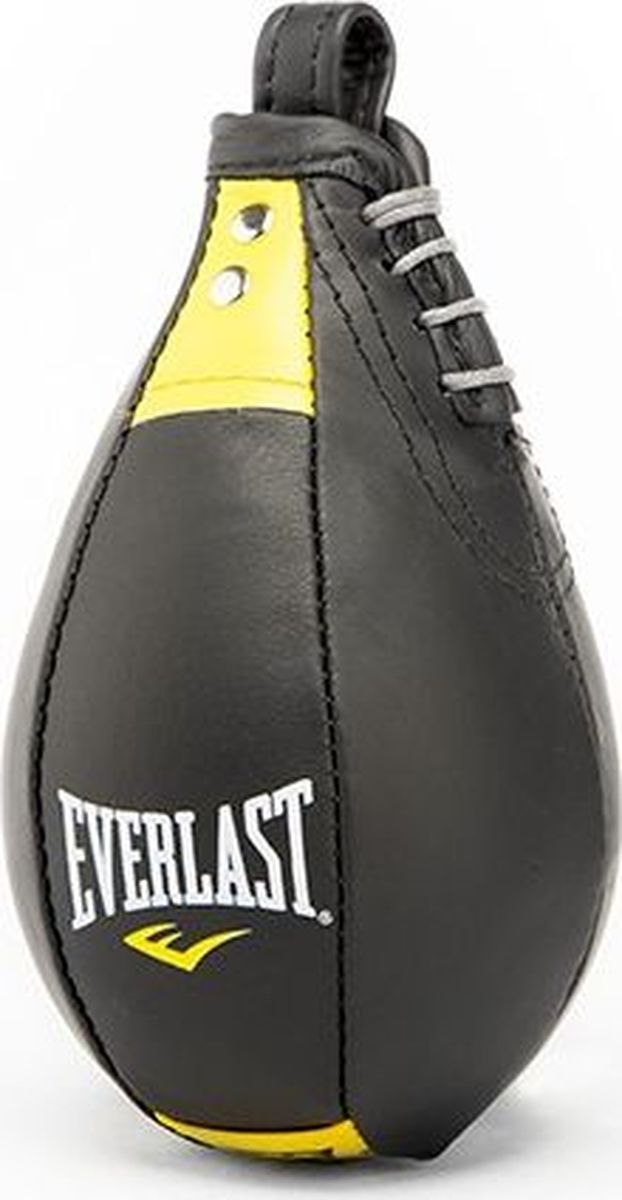 Боксерская груша Everlast Complete Pro Kangaroo Leather, 220901U, черный, 23 х 16 х 16 см все цены