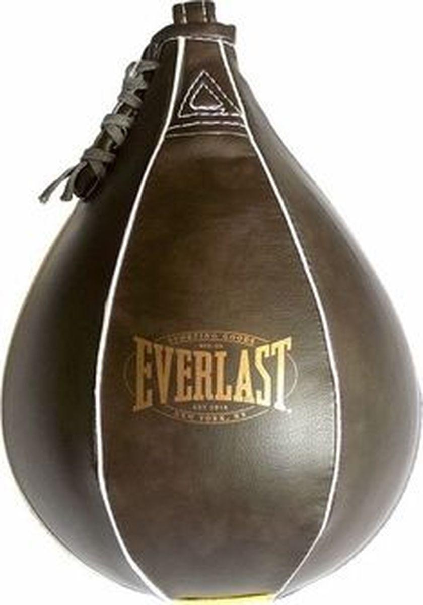 Боксерская груша Everlast Vintage, 5326U, коричневый, 23 х 15 х 15 см боксерская груша уфси на растяжке цвет в ассортименте диаметр 22 см