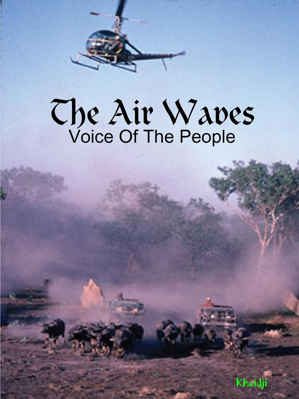 Khaidji The Air Waves