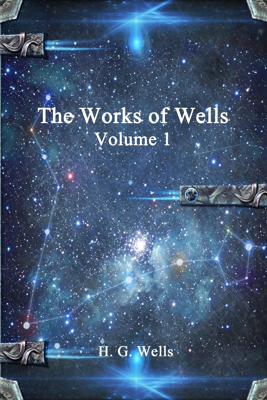 H. G. Wells The Works of Wells цена и фото