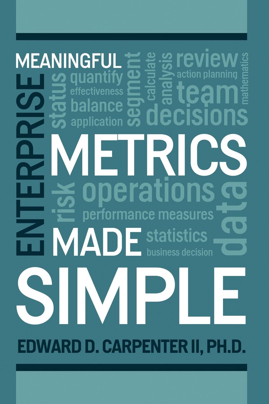 Meaningful Enterprise Metrics Made Simple A step by step method for understanding (mapping) your organization...