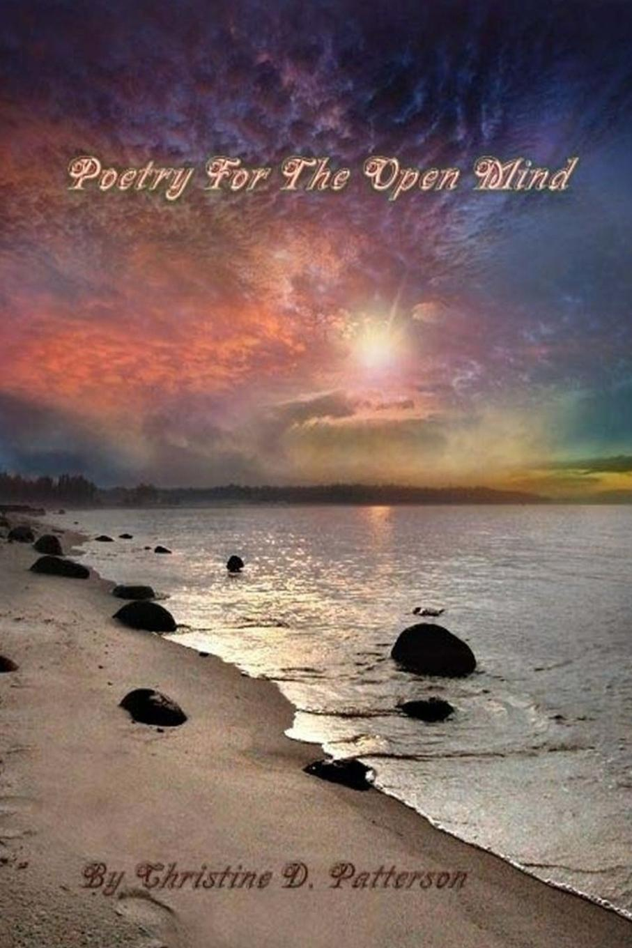 Christine D. Patterson Poetry for the Open Mind eyes open 1 dvd