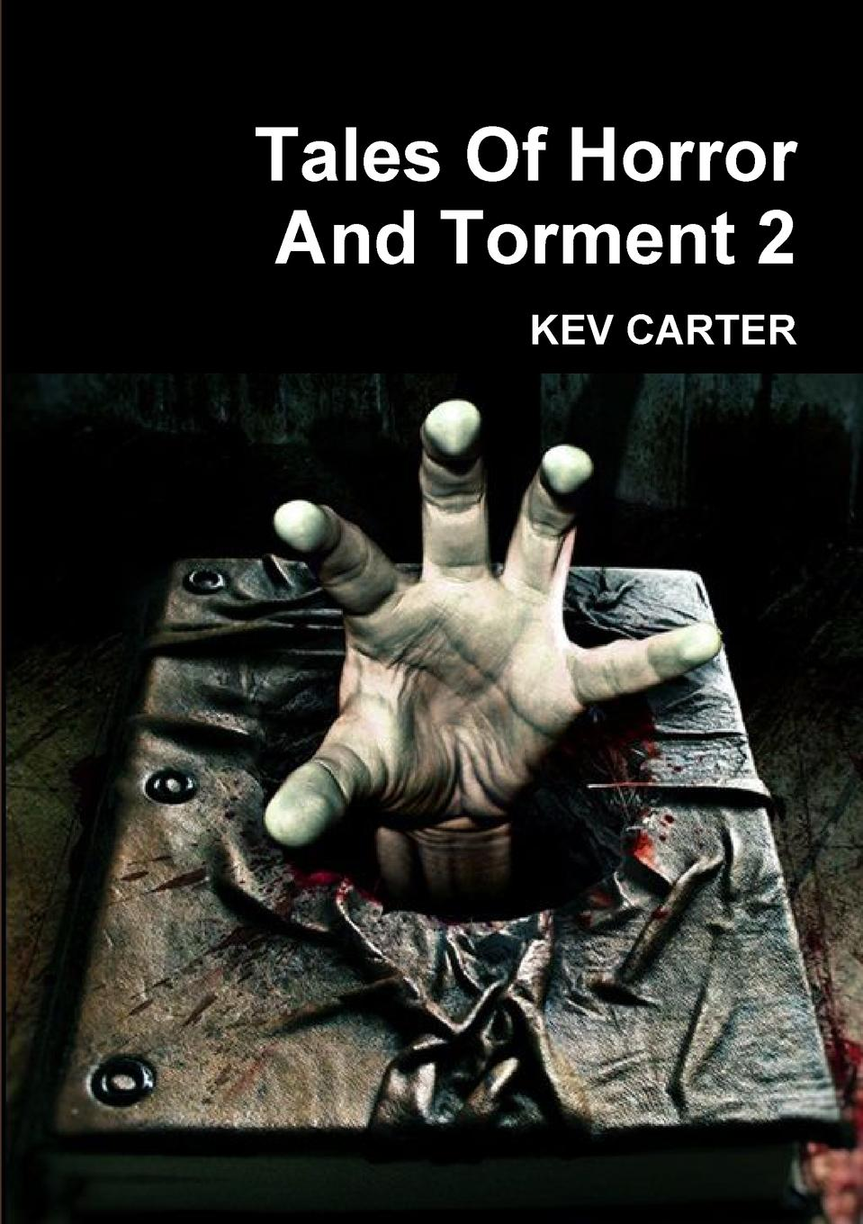 Kev Carter Tales of Horror and Torment 2 gothic art vampires witches demons dragons werewolves