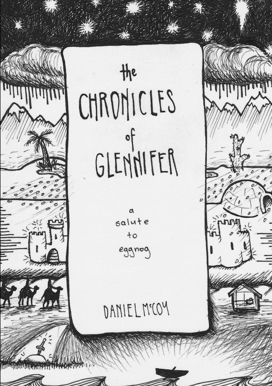 Daniel McCoy The Chronicles of Glennifer