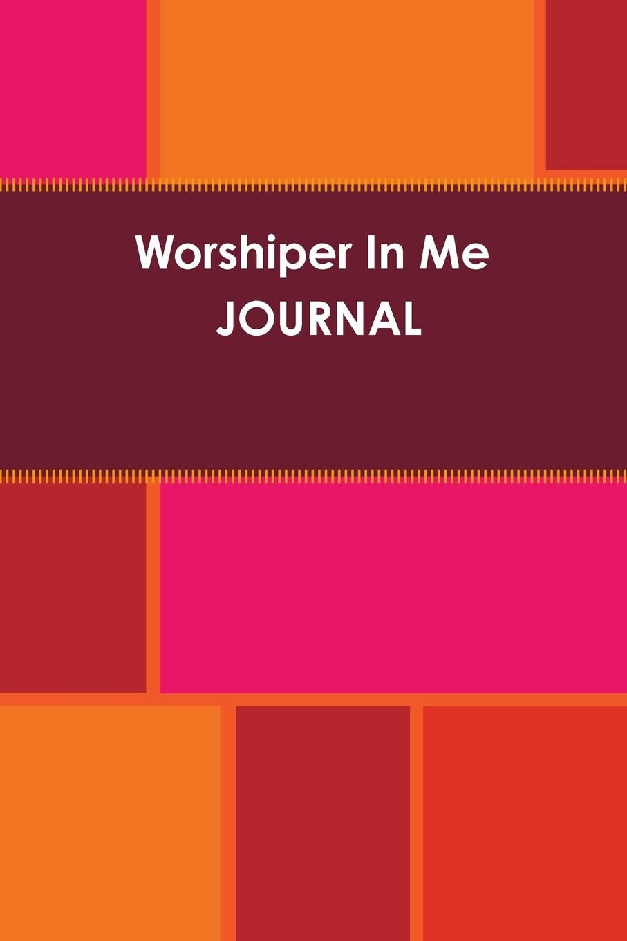 Tomecia Mahomes Worshiper In Me Journal still me