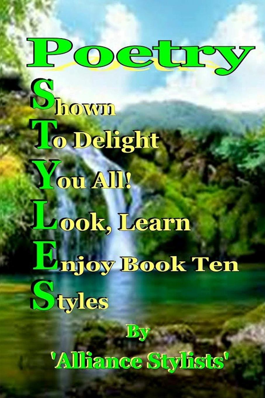 Alliance Stylists Poetry Styles Book 10 цена и фото