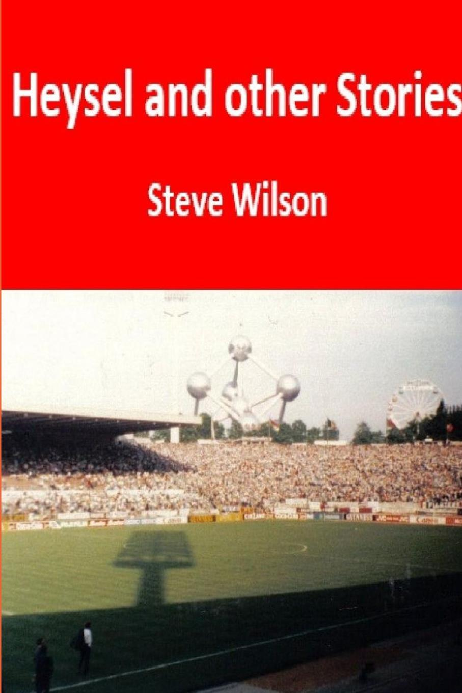 Steve Wilson Heysel and Other Stories liverpool stories свитер