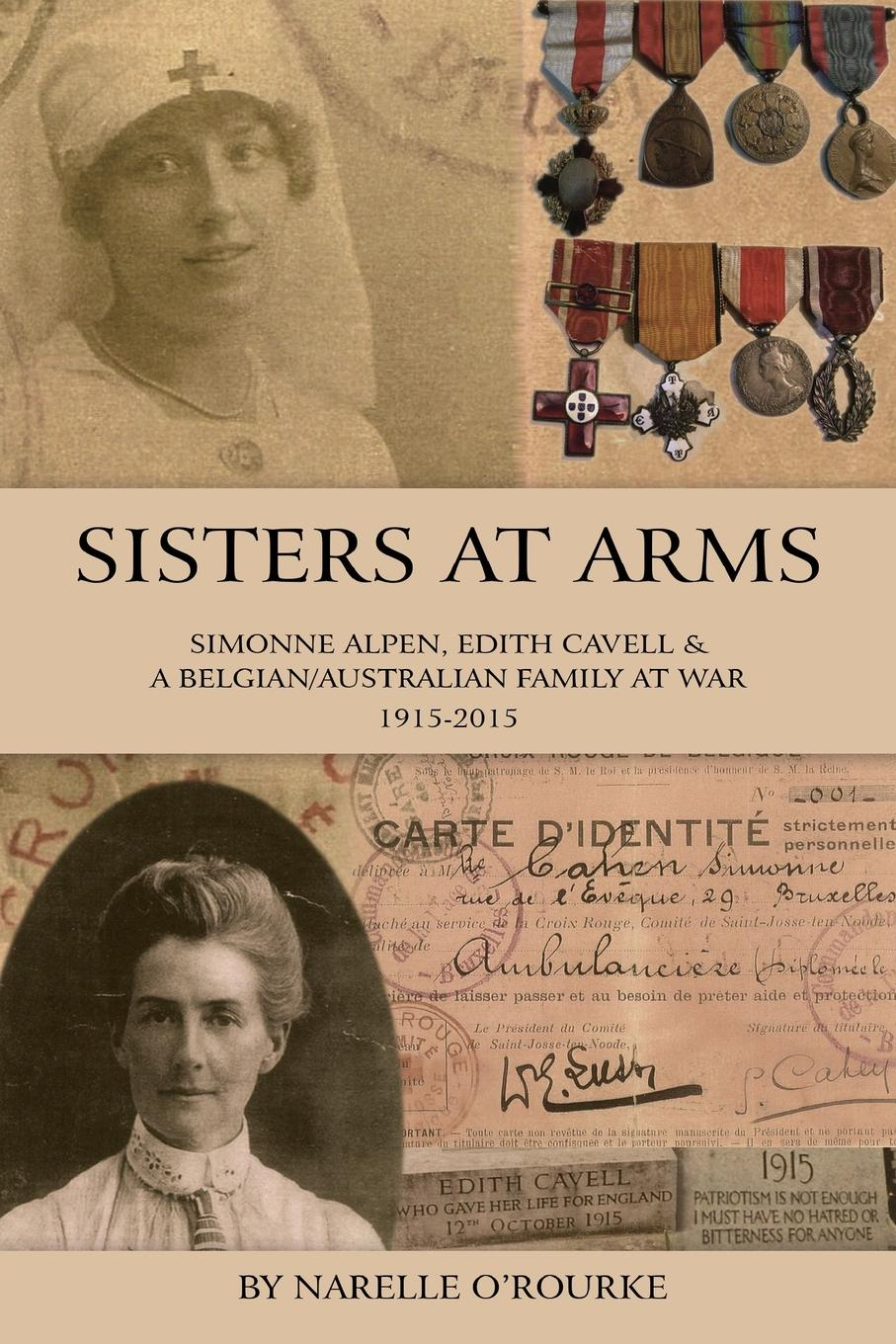 Narelle O'Rourke Sisters At Arms mcdaniel george white our boys in france