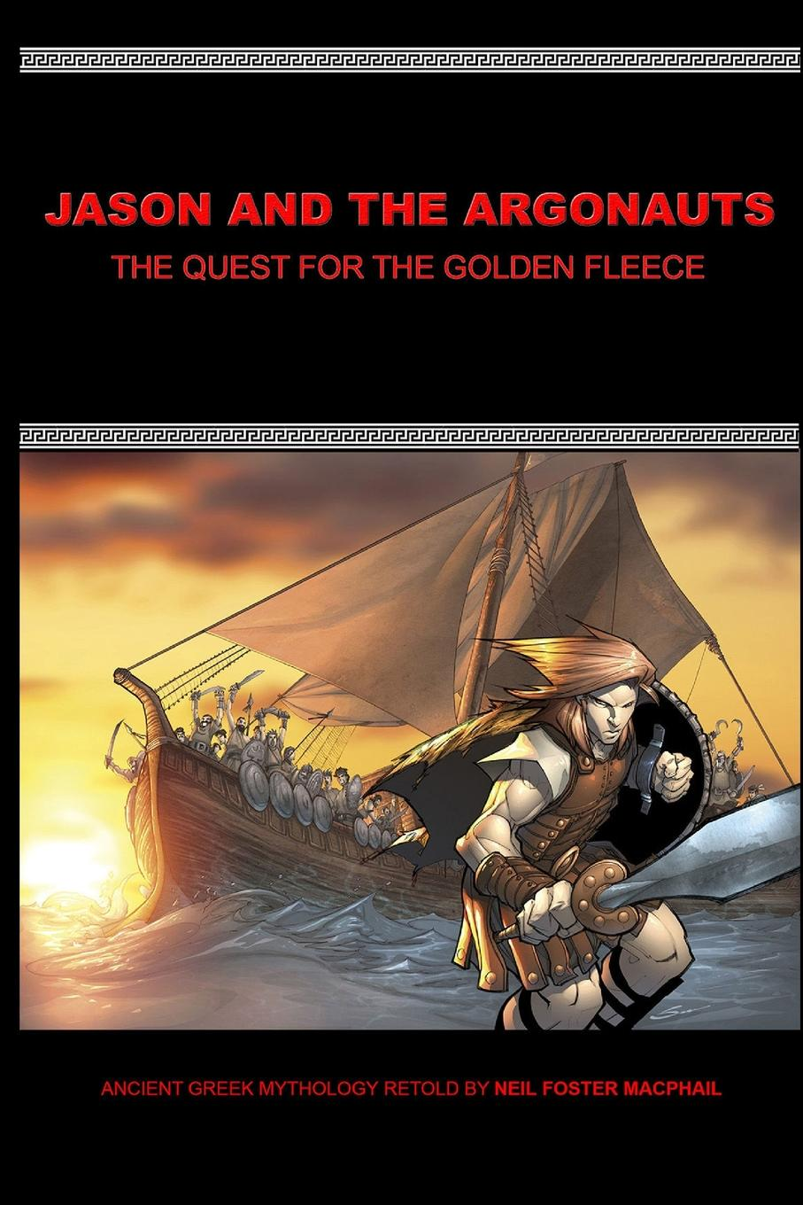 Neil Foster MacPhail Jason and the Argonauts history heroes neil armstrong