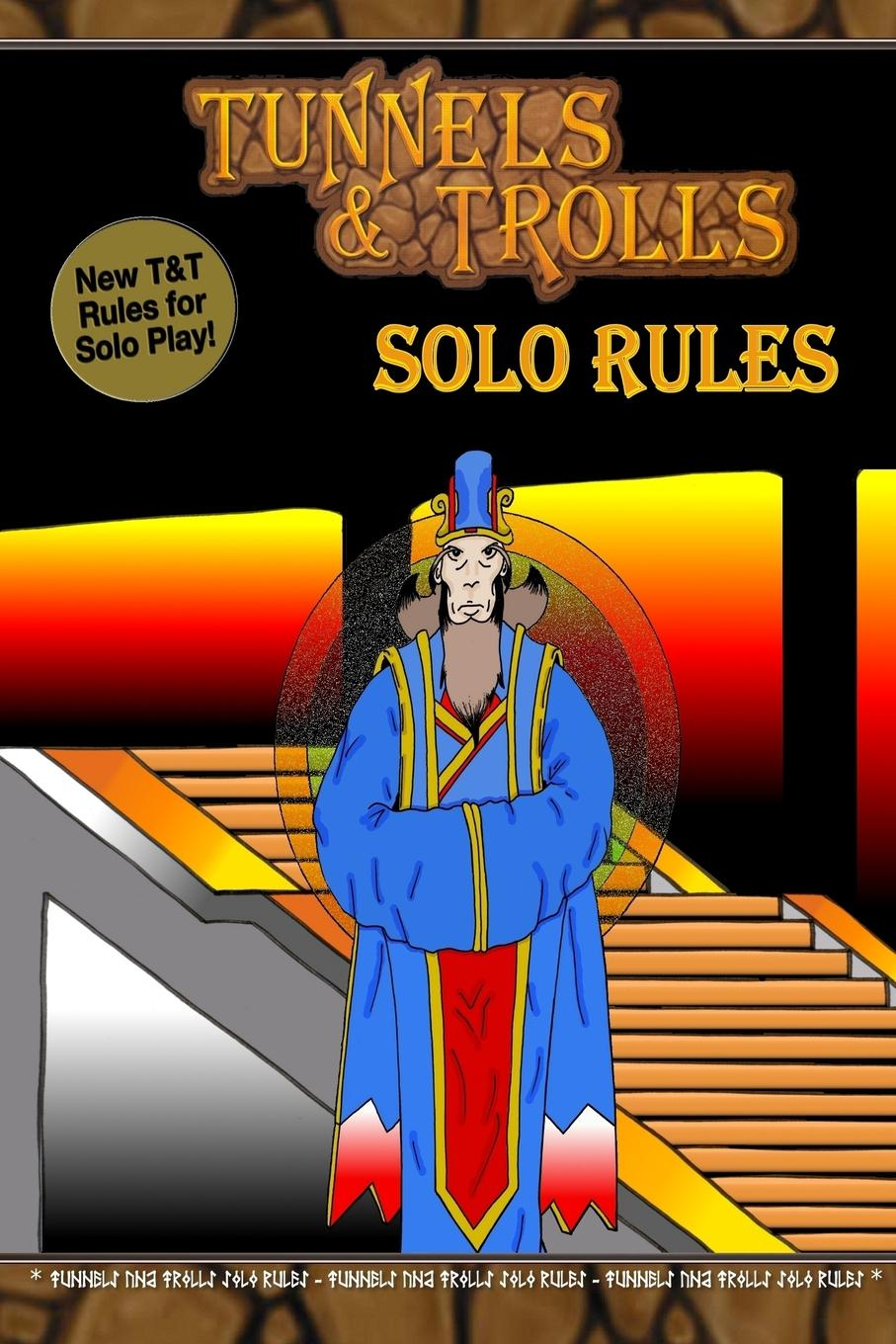 Donald Weis T.T Solo Rules new rules for the new economy