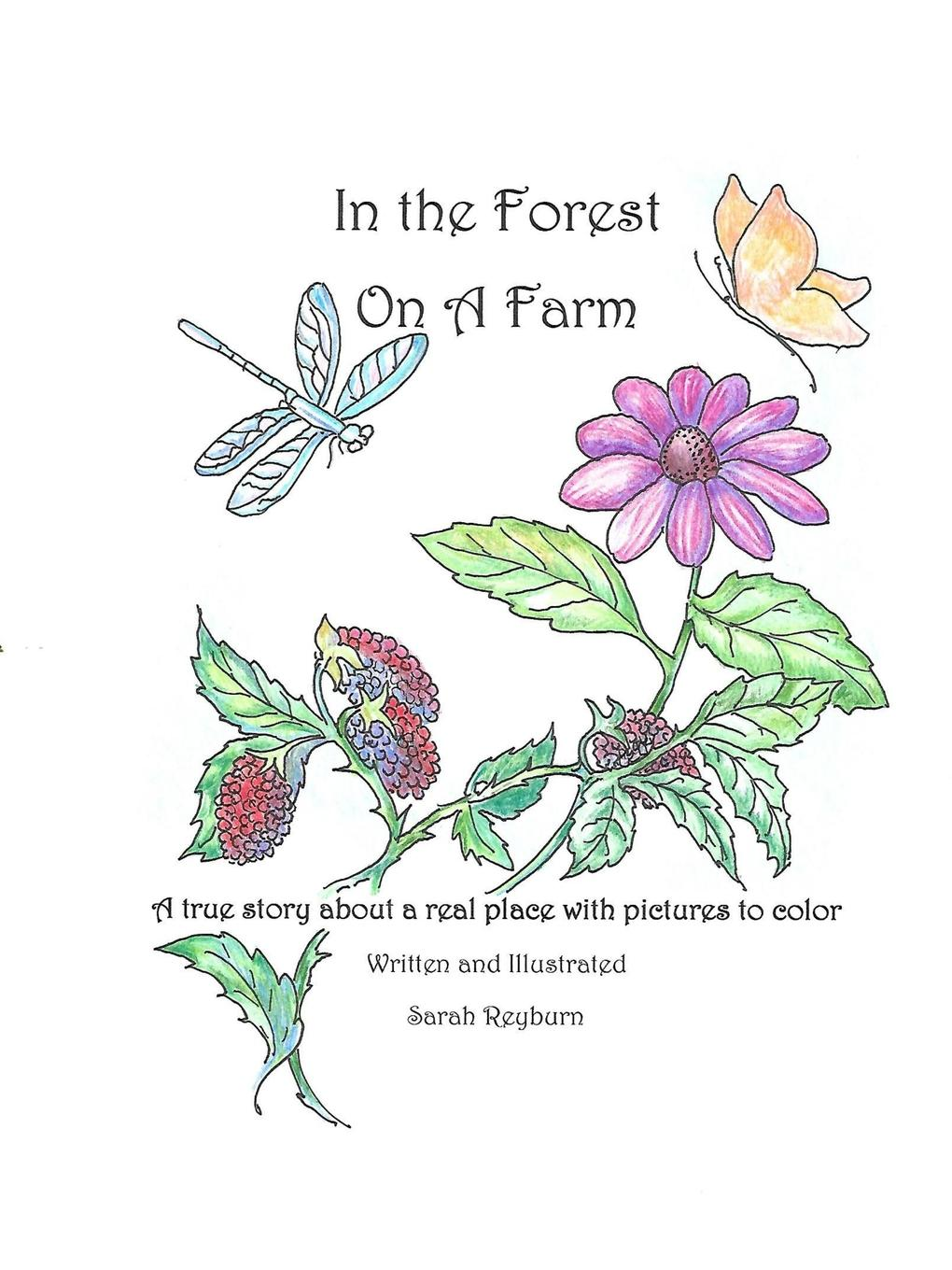 Фото - Sarah Reyburn In the Forest, On a Farm at home on ladybug farm