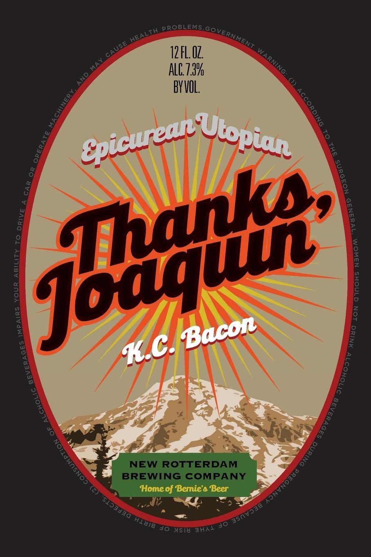K.C. Bacon Thanks, Joaquin new moon