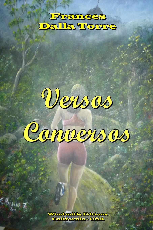 Versos Conversos Frances tiene en su voz, textura, color, soltura y candor claro,...