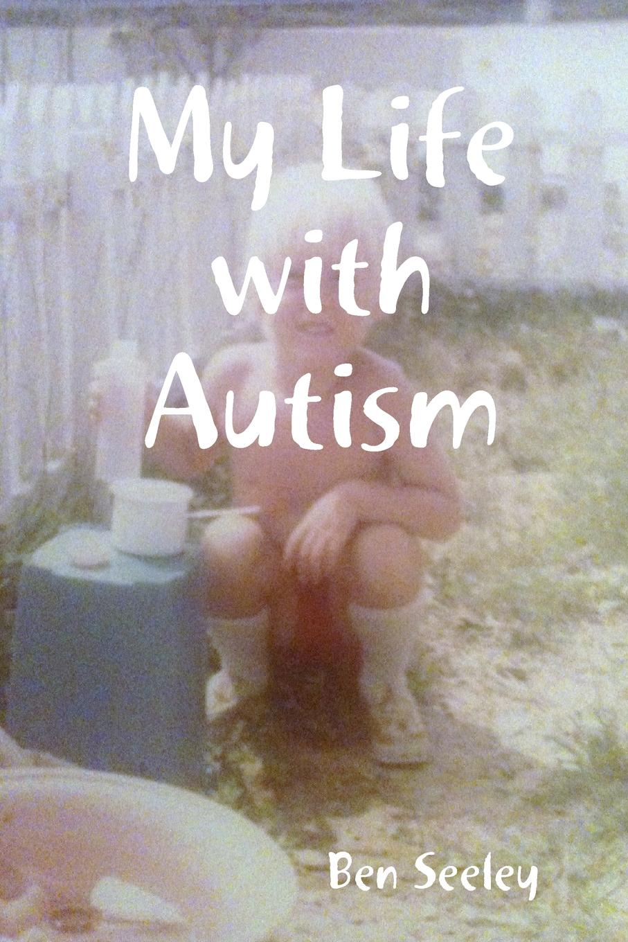 Ben Seeley My Life with Autism wear blue for autism