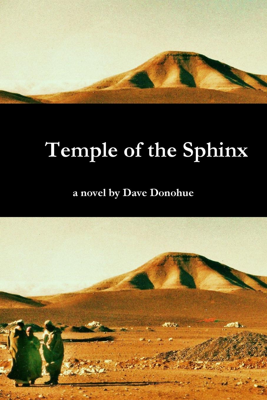 Dave Donohue Temple of the Sphinx недорго, оригинальная цена