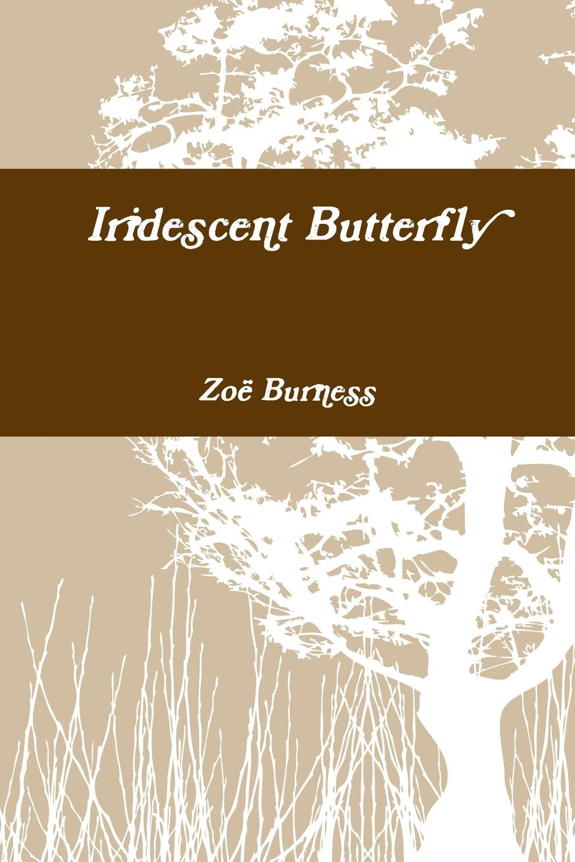 Zoë Burness Iridescent Butterfly цена и фото
