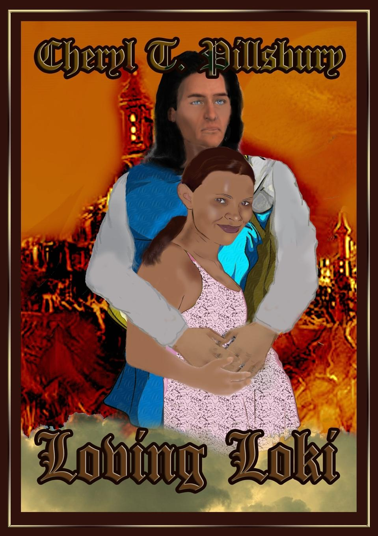 Cheryl T. Pillsbury Loving Loki пилькер aqua loki