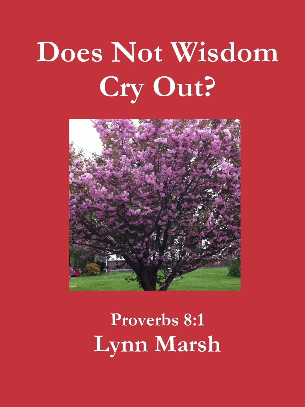 Lynn Marsh Does Not Wisdom Cry Out. robert e van voorst commonly misunderstood verses of the bible