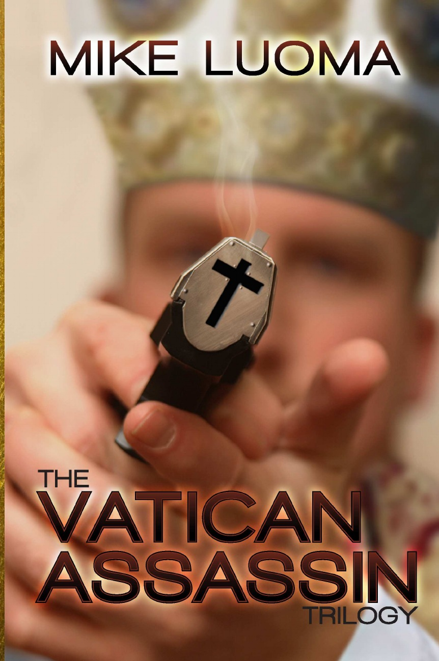 Mike Luoma The Vatican Assassin Trilogy Omnibus цены