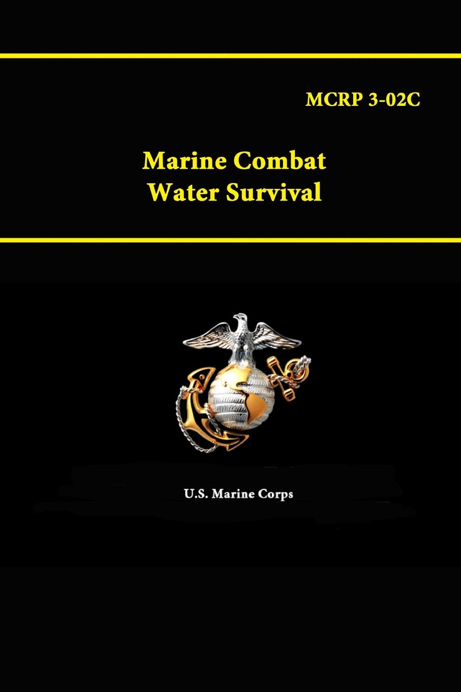 U.S. Marine Corps MCRP 3-02C - Marine Combat Water Survival commercial used water park inflatable triangle water slide for kids