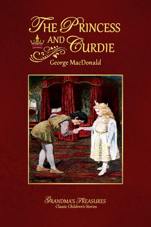 GEORGE MACDONALD, GRANDMA'S TREASURES THE PRINCESS AND CURDIE the great толстовка