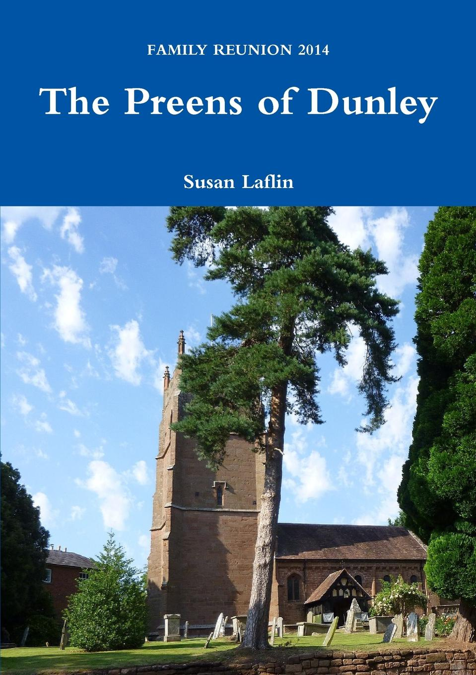Susan Laflin The Preens of Dunley the family mousetrap
