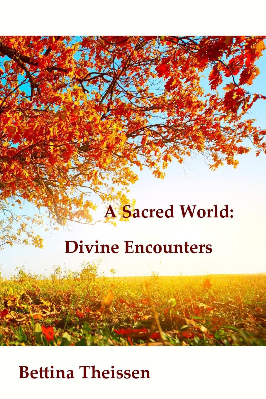 Bettina Theissen A Sacred World. Divine Encounters коллектив авторов the modern collection of sacred music
