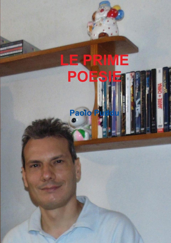 Paolo Puddu LE PRIME POESIE onofrio minzoni poesie