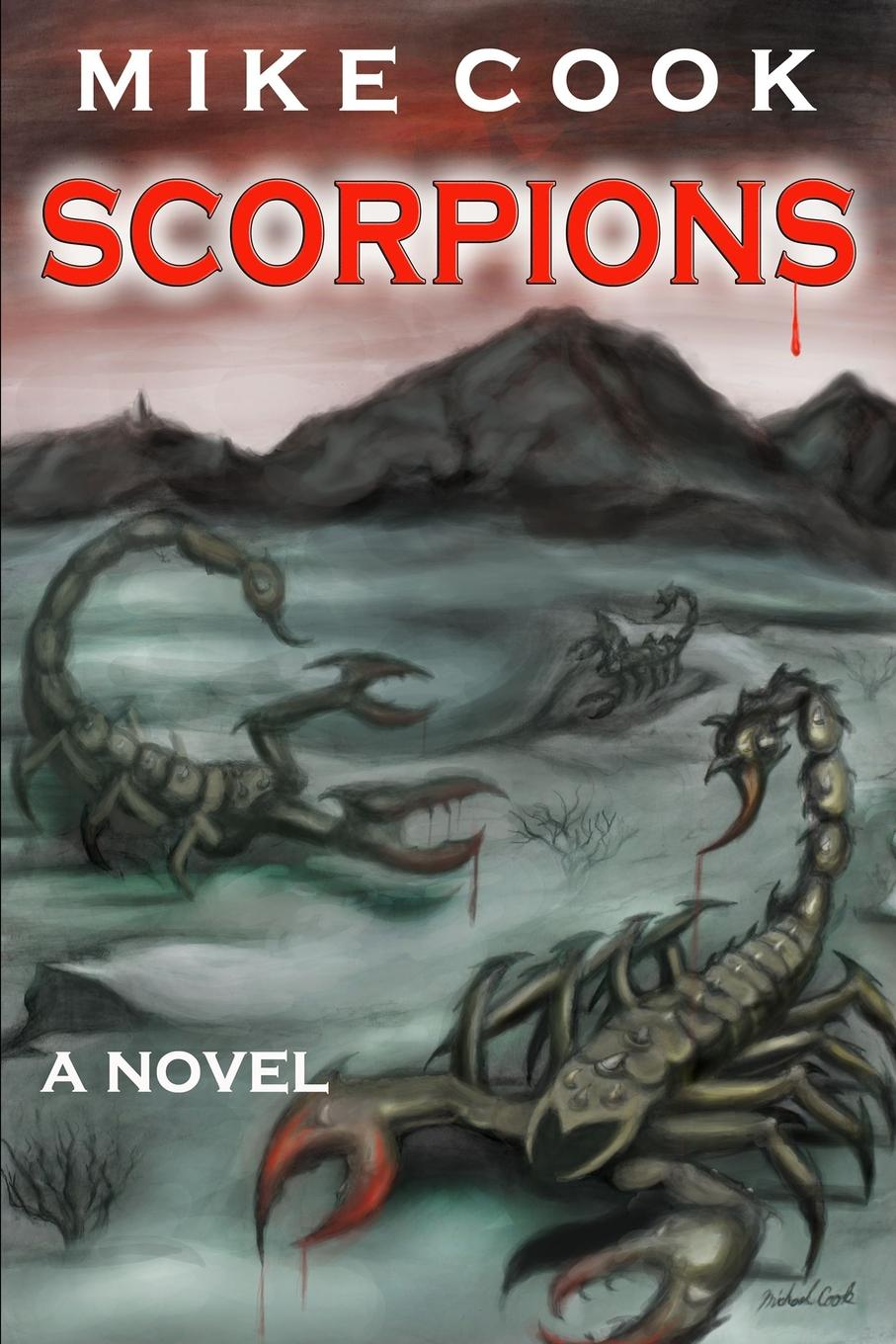 Mike Cook Scorpions jonathan edward feinstein an island without a shore