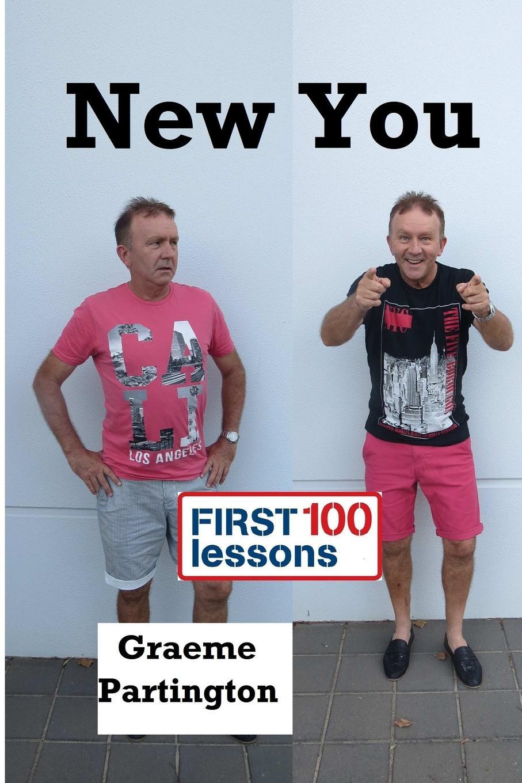 Graeme Partington New You. First 100 Lessons 10pcs r474 100% new and original