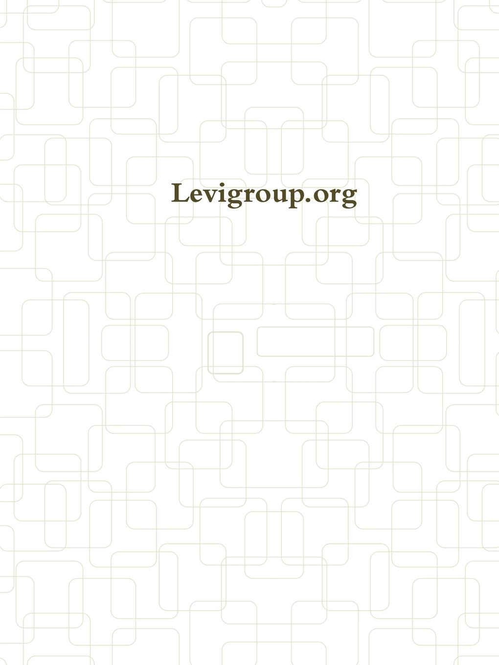 Levigroup.org Levigroup.org good poems for hard times