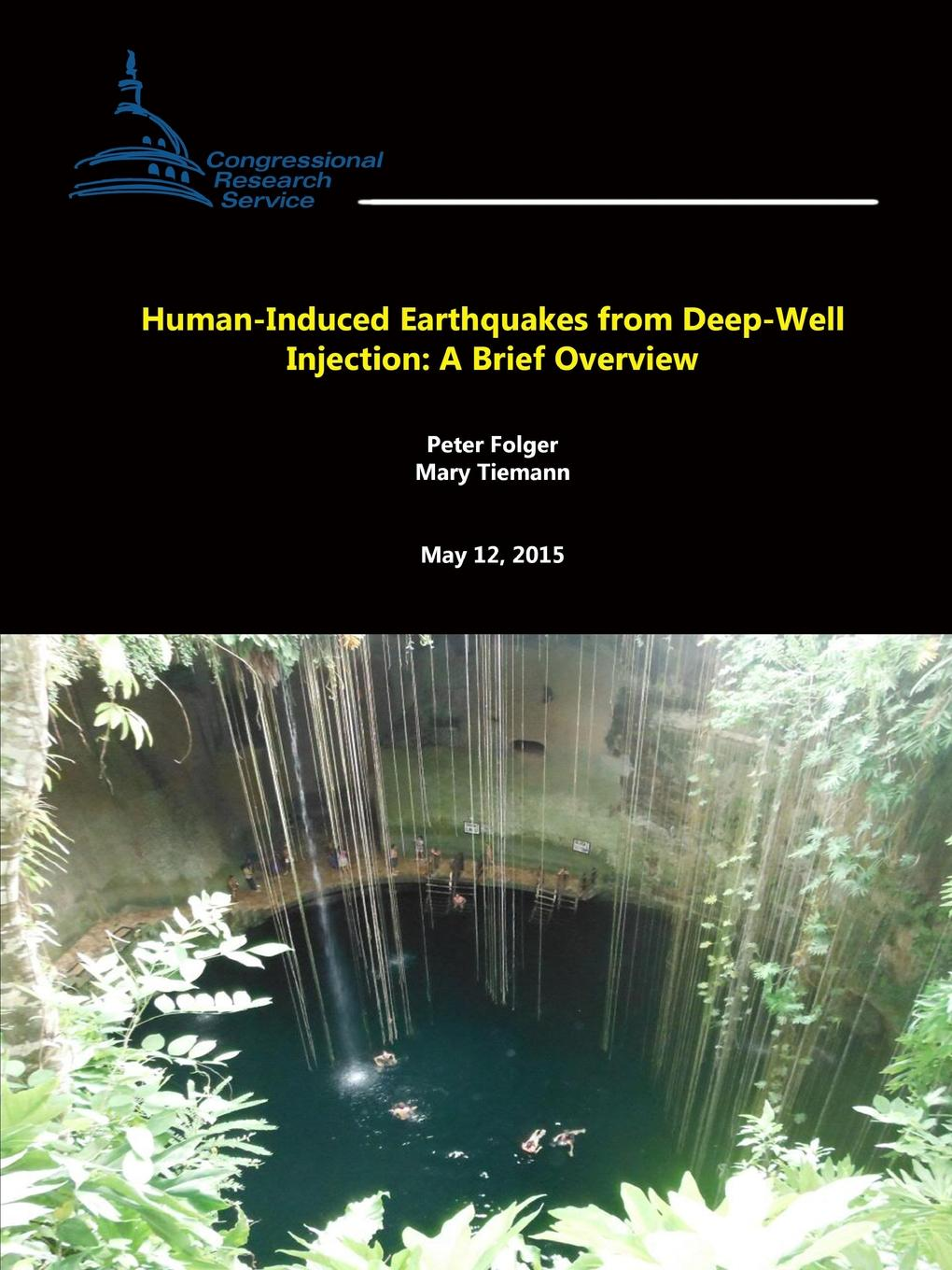Peter Folger, Mary Tiemann, Congressional Research Service Human-Induced Earthquakes from Deep-Well Injection. A Brief Overview free shipping 195 fuel injection pump suit for changfa changchai and all the chinese brand
