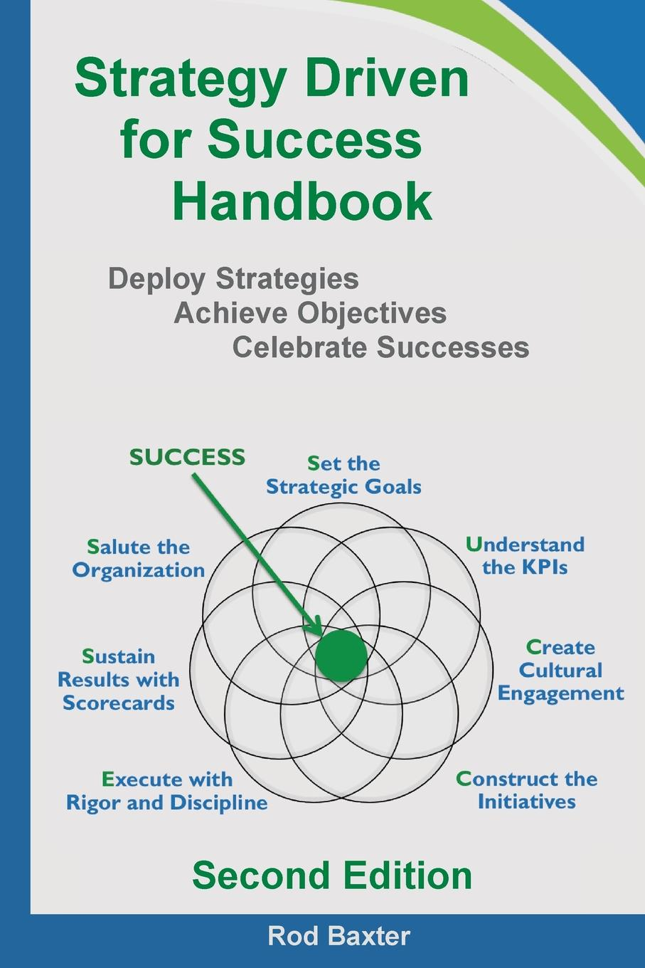Strategy Driven for Success Handbook. Deploy Strategies - Achieve Objectives - Celebrate Successes The second edition is an improved guide to strategy driven...