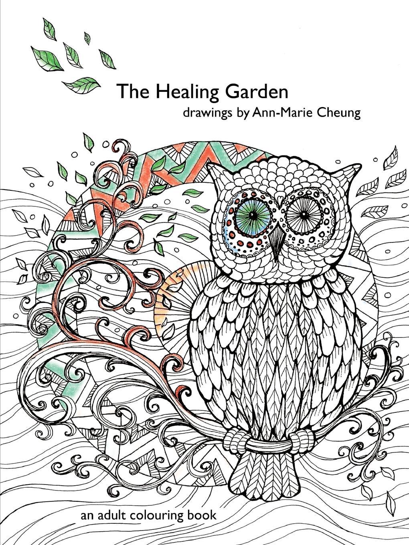 Ann-Marie Cheung The Healing Garden цена