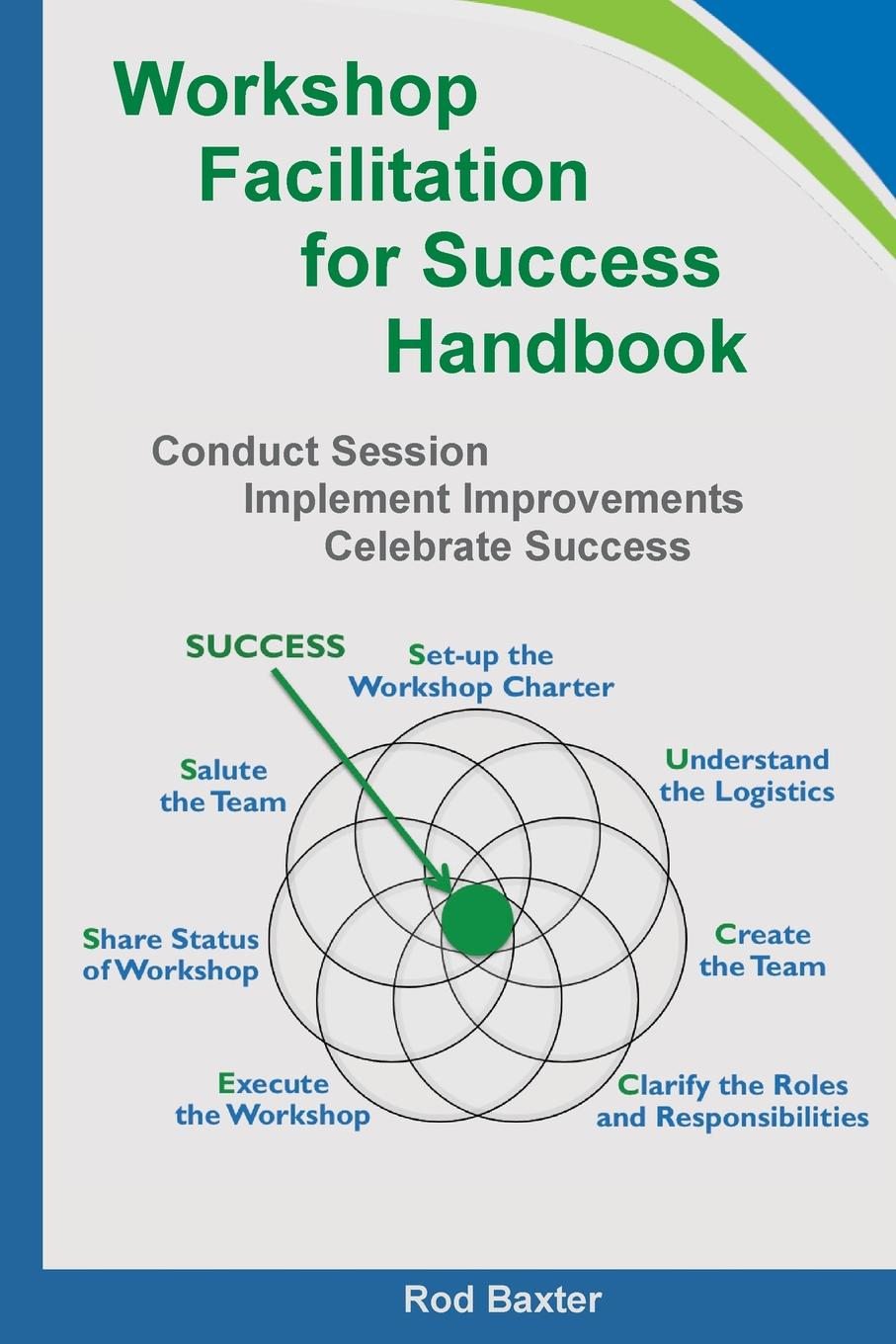 Workshop Facilitation for Success Handbook. Conduct Session - Implement Improvements - Celebrate Success This is a guide to workshop facilitation for success designed...