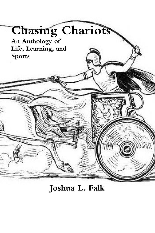Joshua L. Falk Chasing Chariots sports art c521m